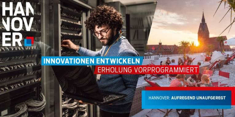 Hannover: Aufregend unaufgeregt - Fachkräfte IT