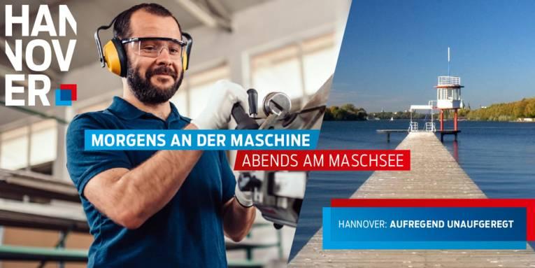 Hannover: Aufregend unaufgeregt - Fachkräfte Produktion