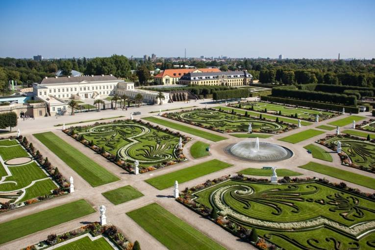 Royal Gardens Herrenhausen