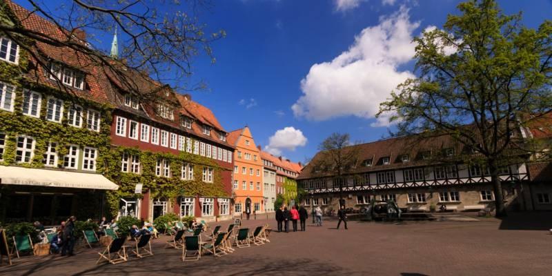 Ballhofplatz