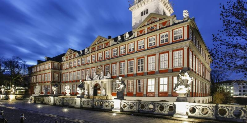 Wolfenbüttel Residenzschloss