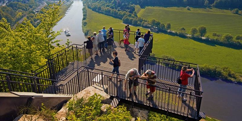 Weser-Skywalk, Kulturland Kreis Höxter,