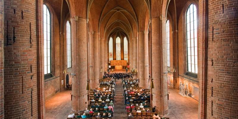 Innenansicht der Marktkirche