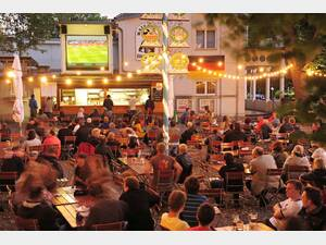 Waterloo Biergarten
