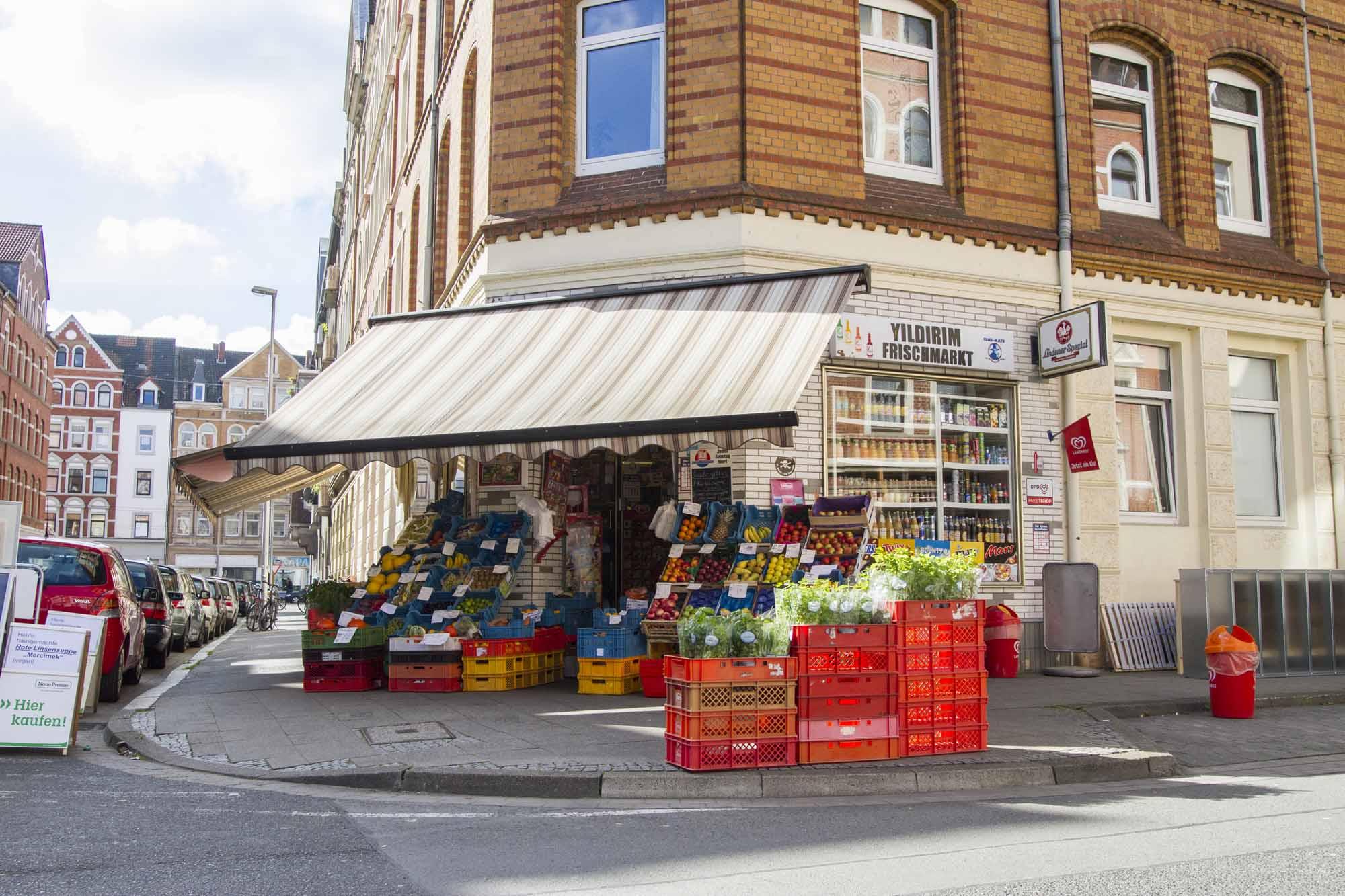 Kiosk Linden