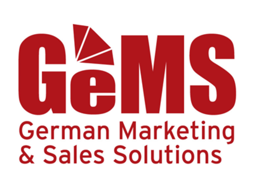 Logo German Marketing & Sales Solutions