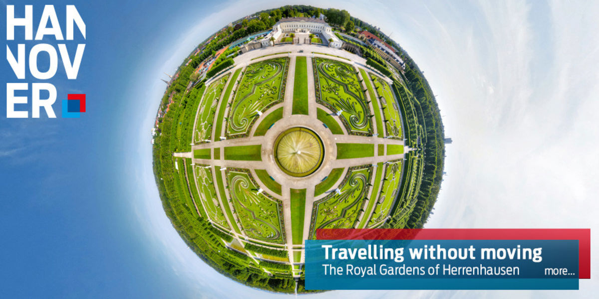 The Royal Gardens of Herrenhausen