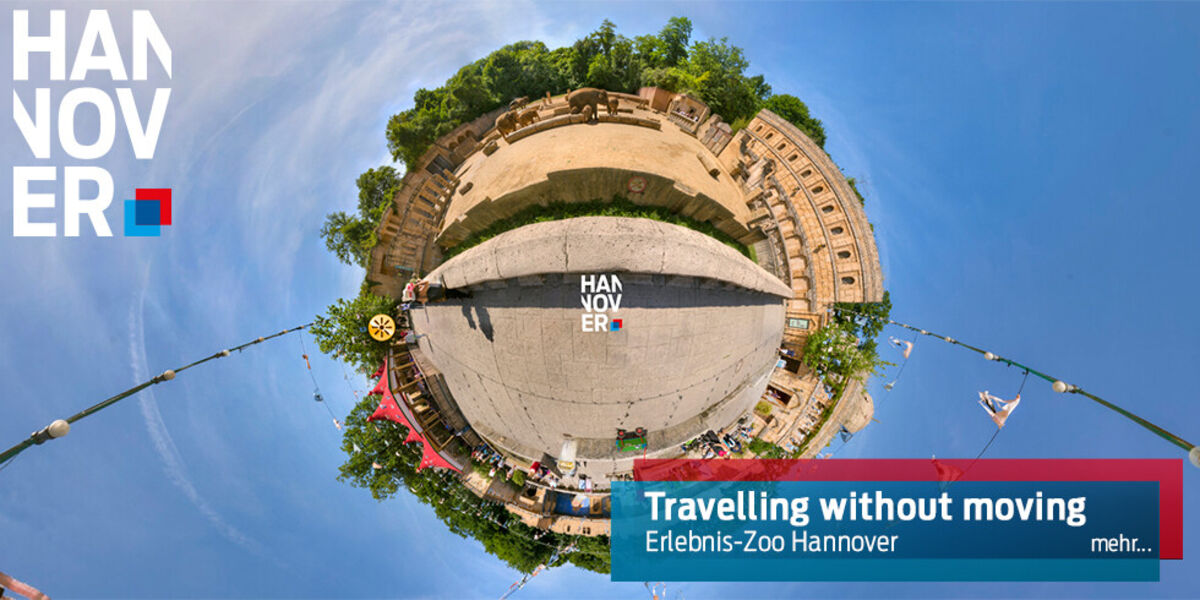 Erlebnis Zoo Hannover 360°-Tour