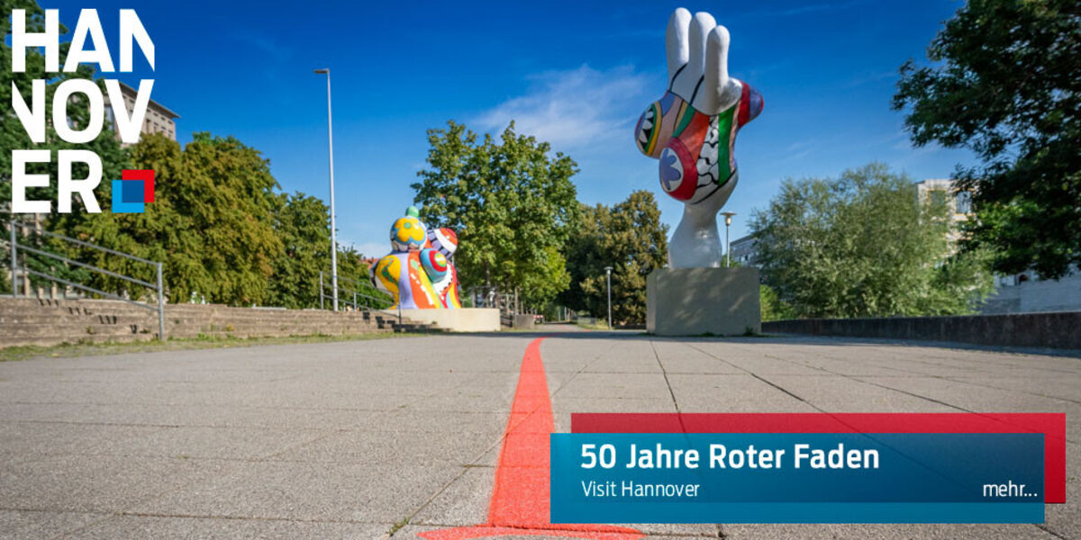 50 Jahre Roter Faden