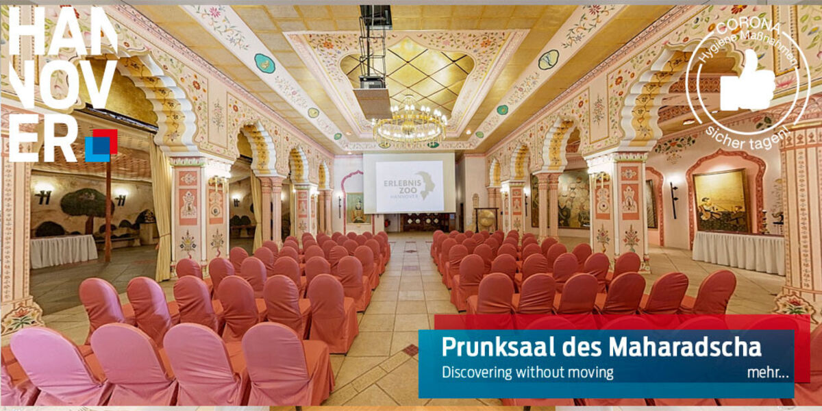 Prunksaal in 360°