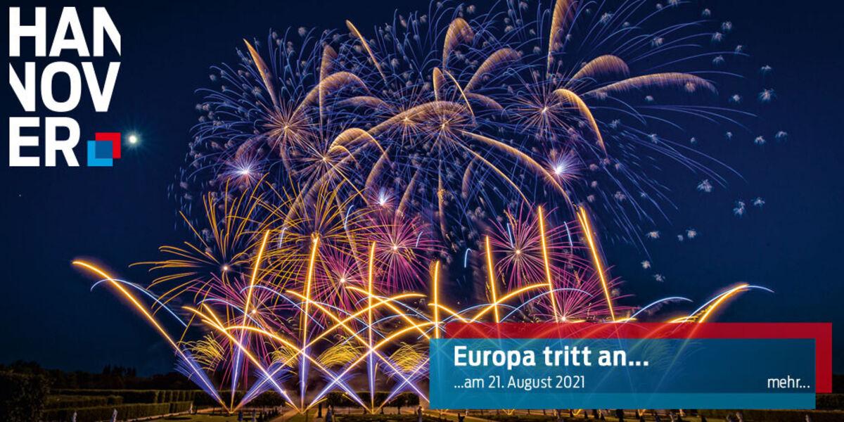Feuerwerk Hannover 2021
