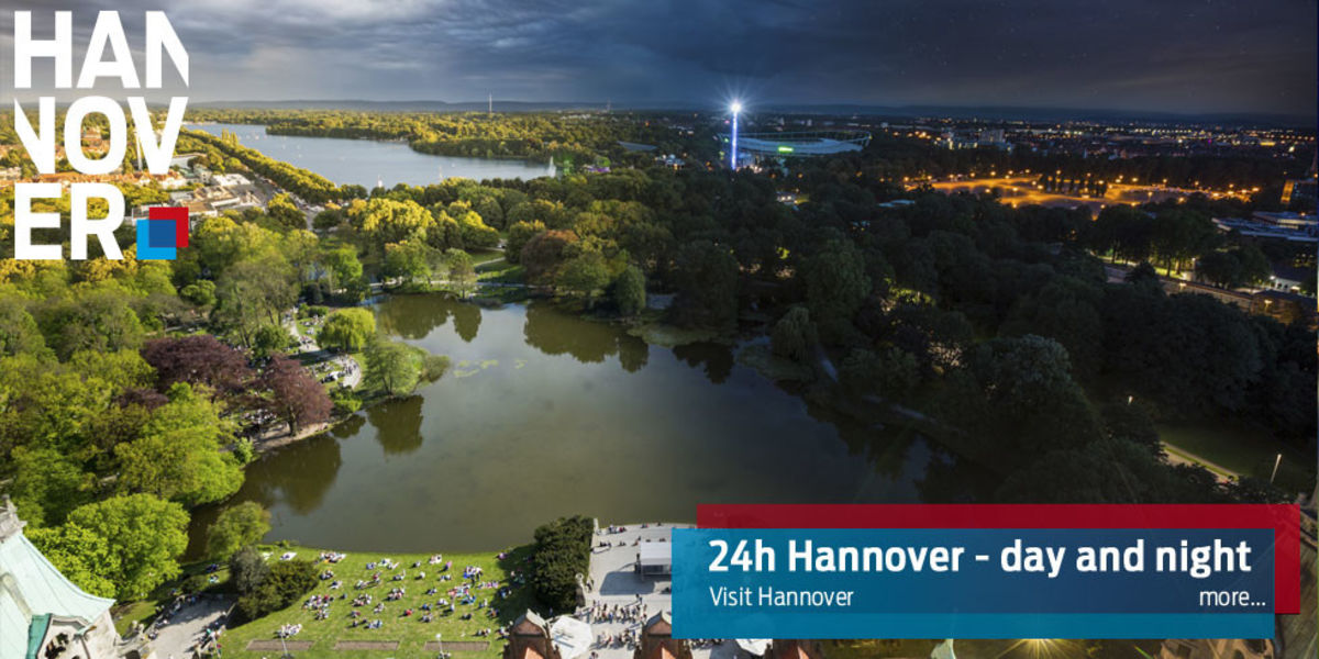 View over Hannover