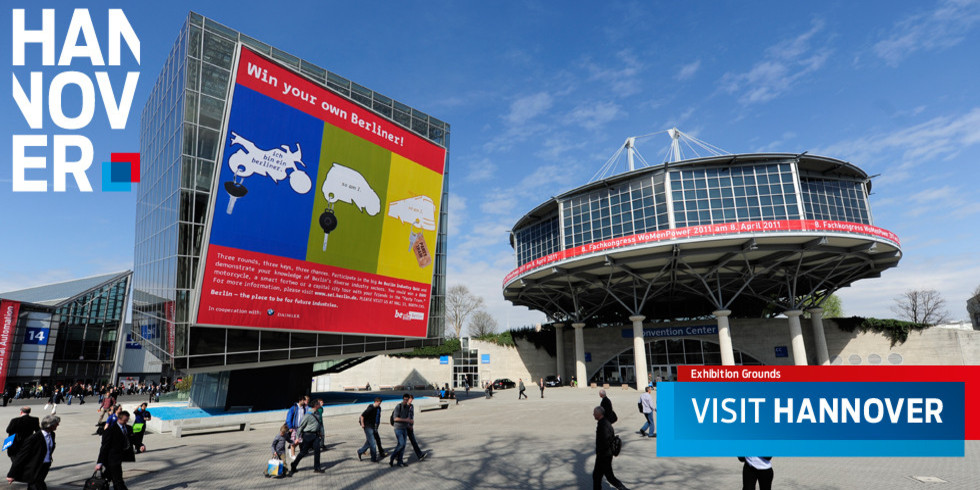 Trade fairs 2015 2016 hannover information and online for Designhotel wienecke xi hannover