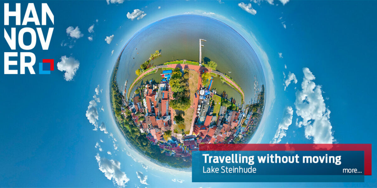 Lake Steinhude and the Hannover region