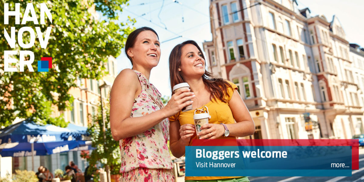 Bloggers welcome