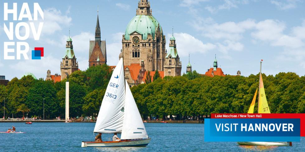 Hannover optimal city region hannover city of for Designhotel hannover