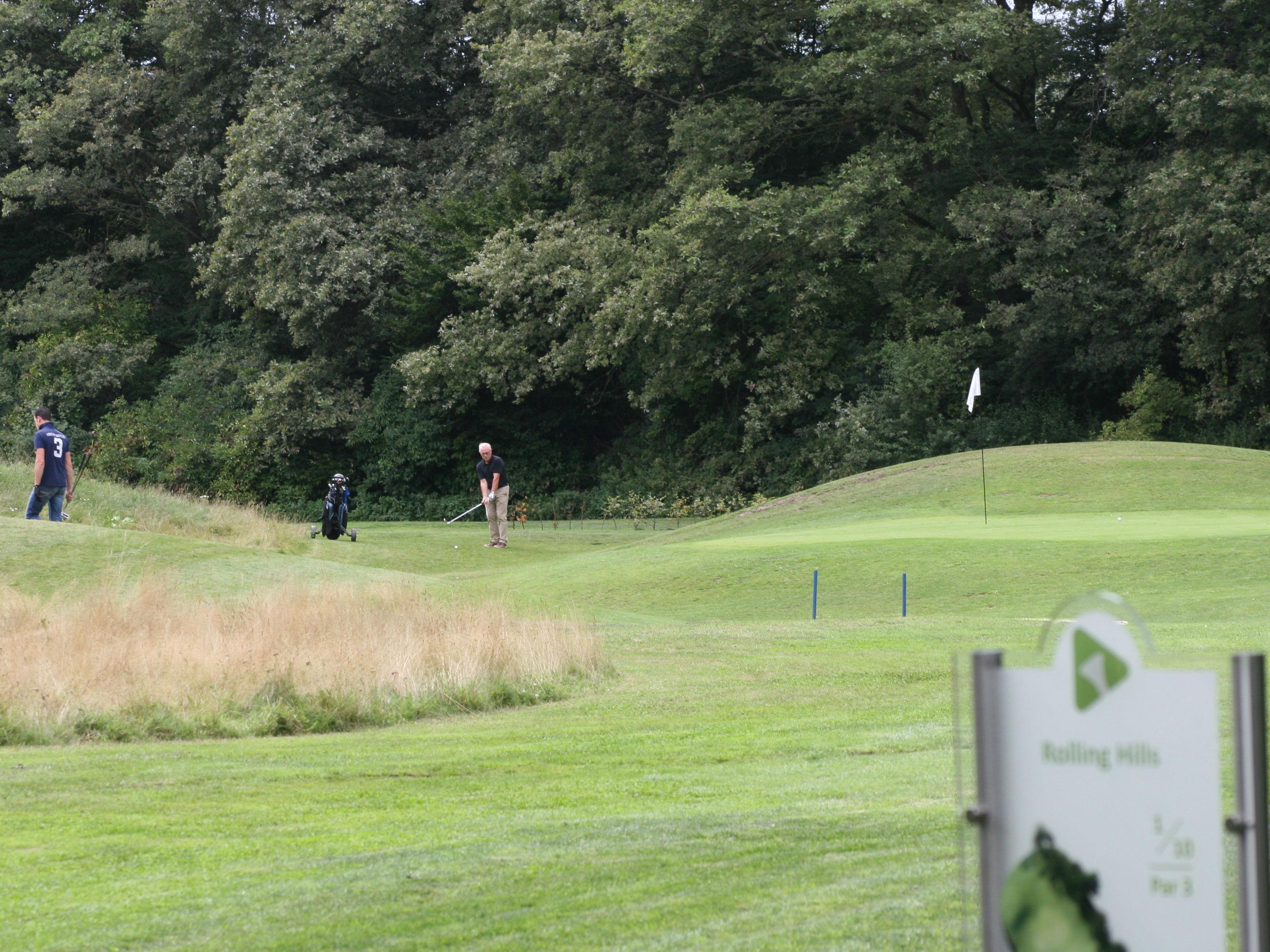 Die Golfanlage von iPlay Golf
