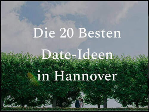 Date Ideen in Hannover