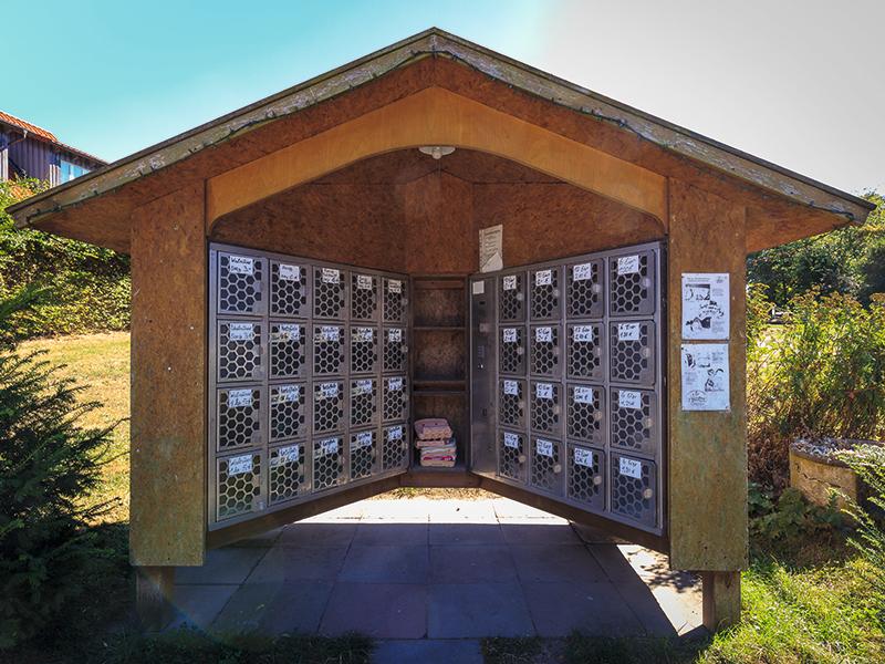 Eierautomat in Isernhagen