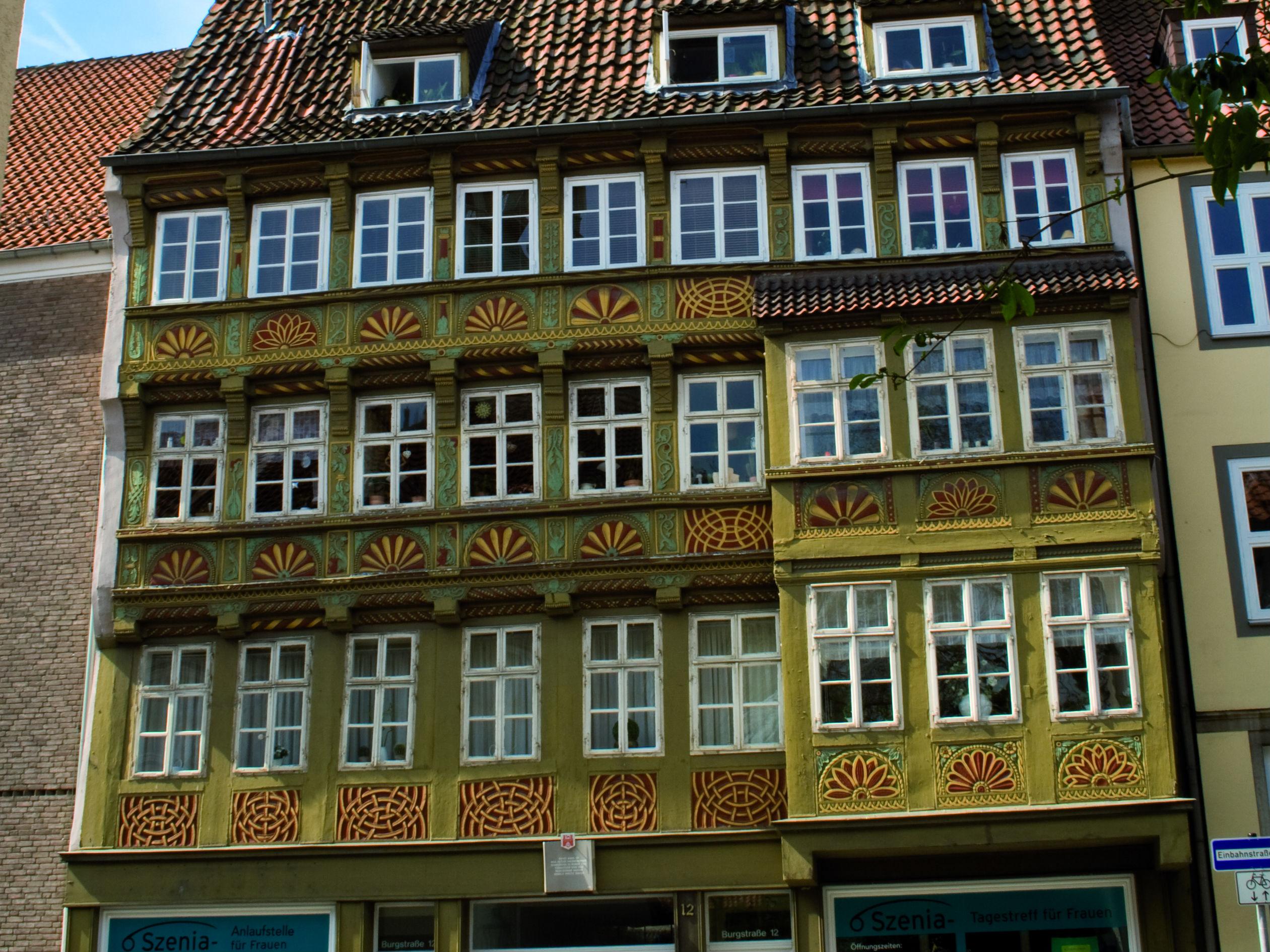 Burgstraße 12