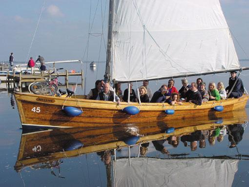 Auswandererboot Steinhuder Meer