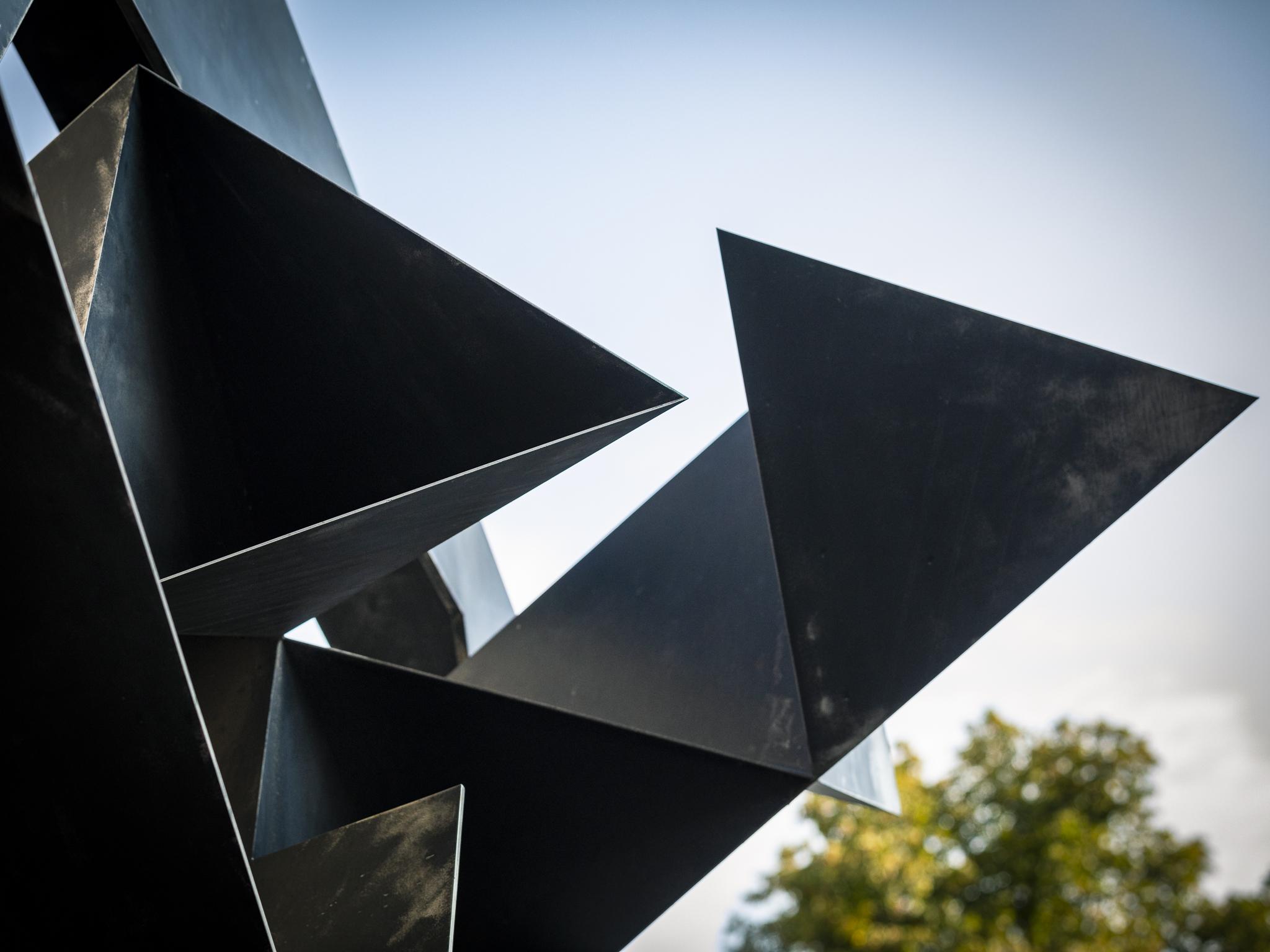 Hans Uhlmann | Stahlplastik 1965