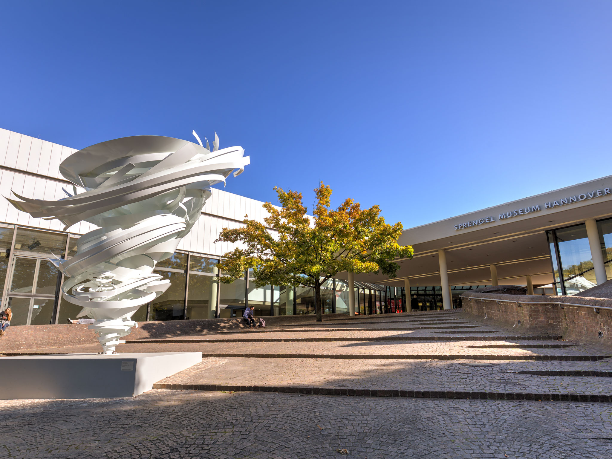 Sprengel Museum Hannover / Twister
