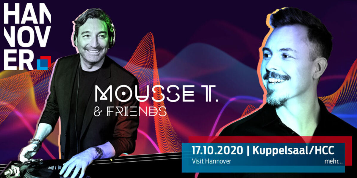 Mousse T. & Friends - Live at Kuppelsaal