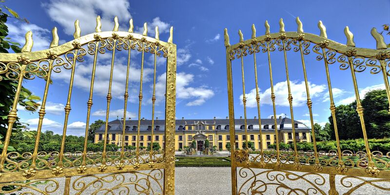 Golden Gate at Herrenhausen Gardens