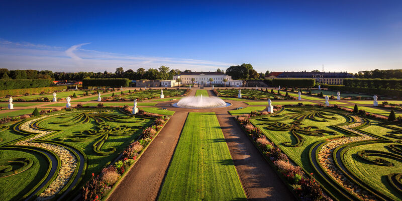 Herrenhausen Gardens Welcome To Hannover Visit Hannover Home