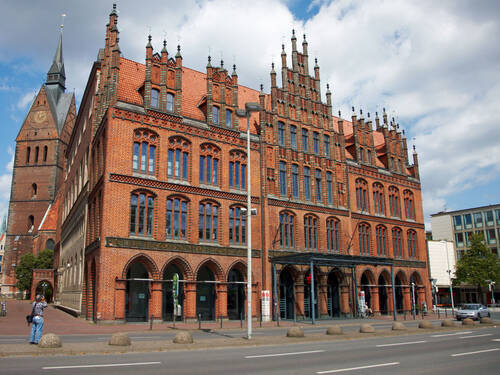 Altes Rathaus Hannover