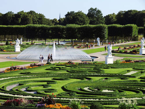 Royal Gardens of Herrenhausen
