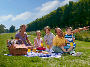Picnic at Herrenhausen Gardens