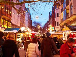 hannover christmas market