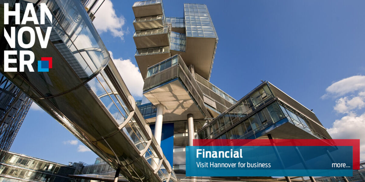 Financial - Visit Hannover for business