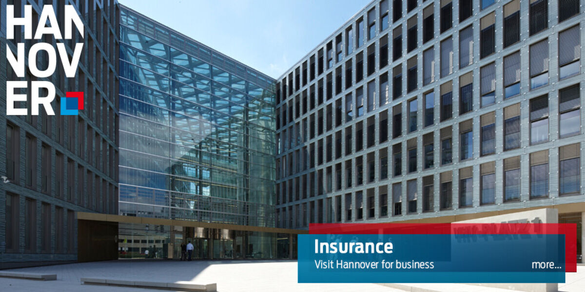 Insurance - Visit Hannover for business