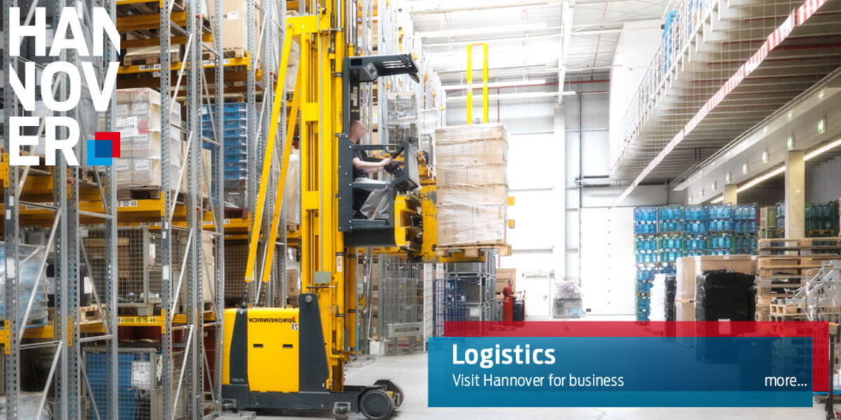 Logistics - Visit Hannover for business