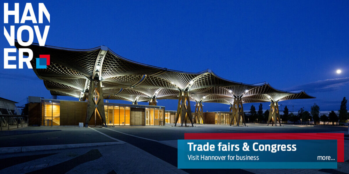 Trade Fairs - Visit Hannover for business