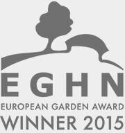European Garden Award Winner 2015