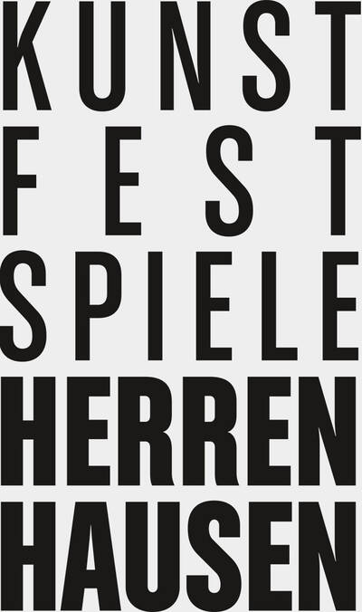 The Logo of KunstFestSpiele Herrenhausen