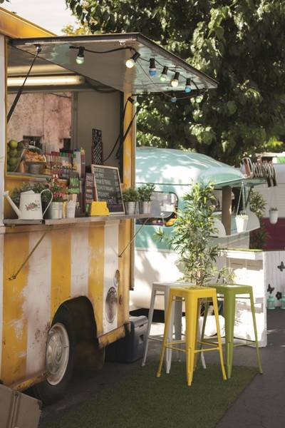 Foodtruck Sommer in Herrenhausen