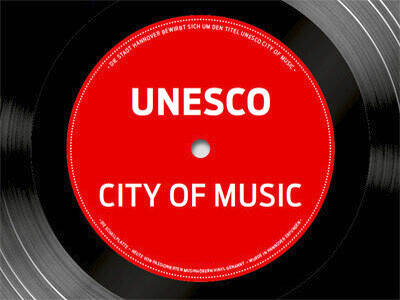 Logo UNESCO City of Music