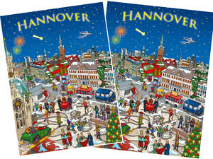 Online shop hannover city tours package arrangements for Souvenir hannover